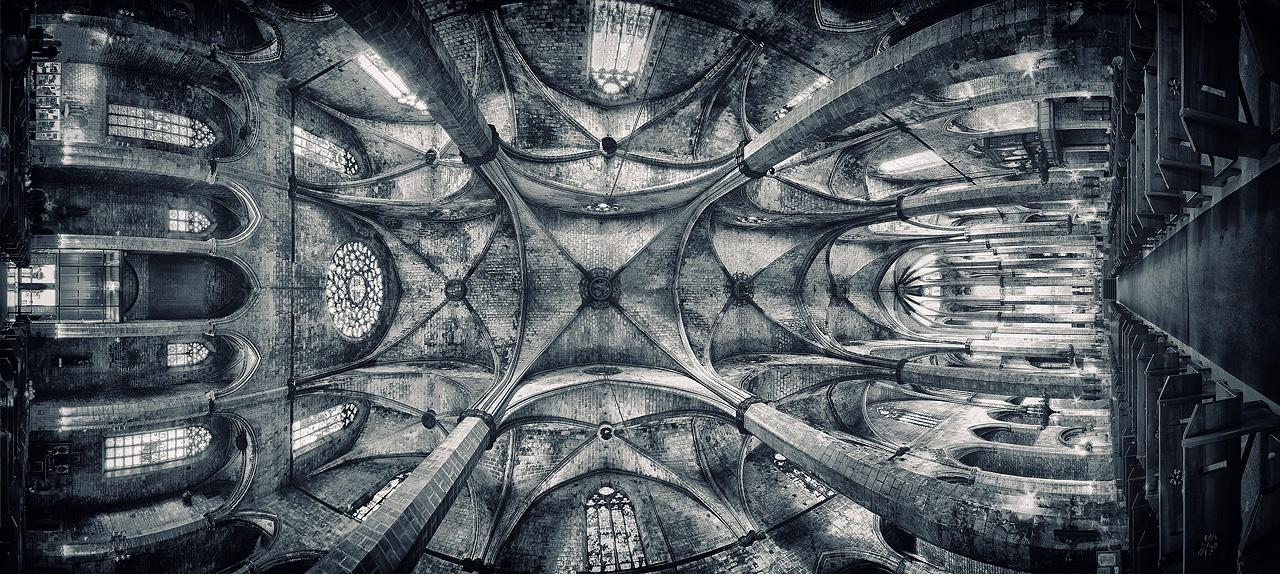 Basílica de Santa María del Mar - Barcelone (Espagne)