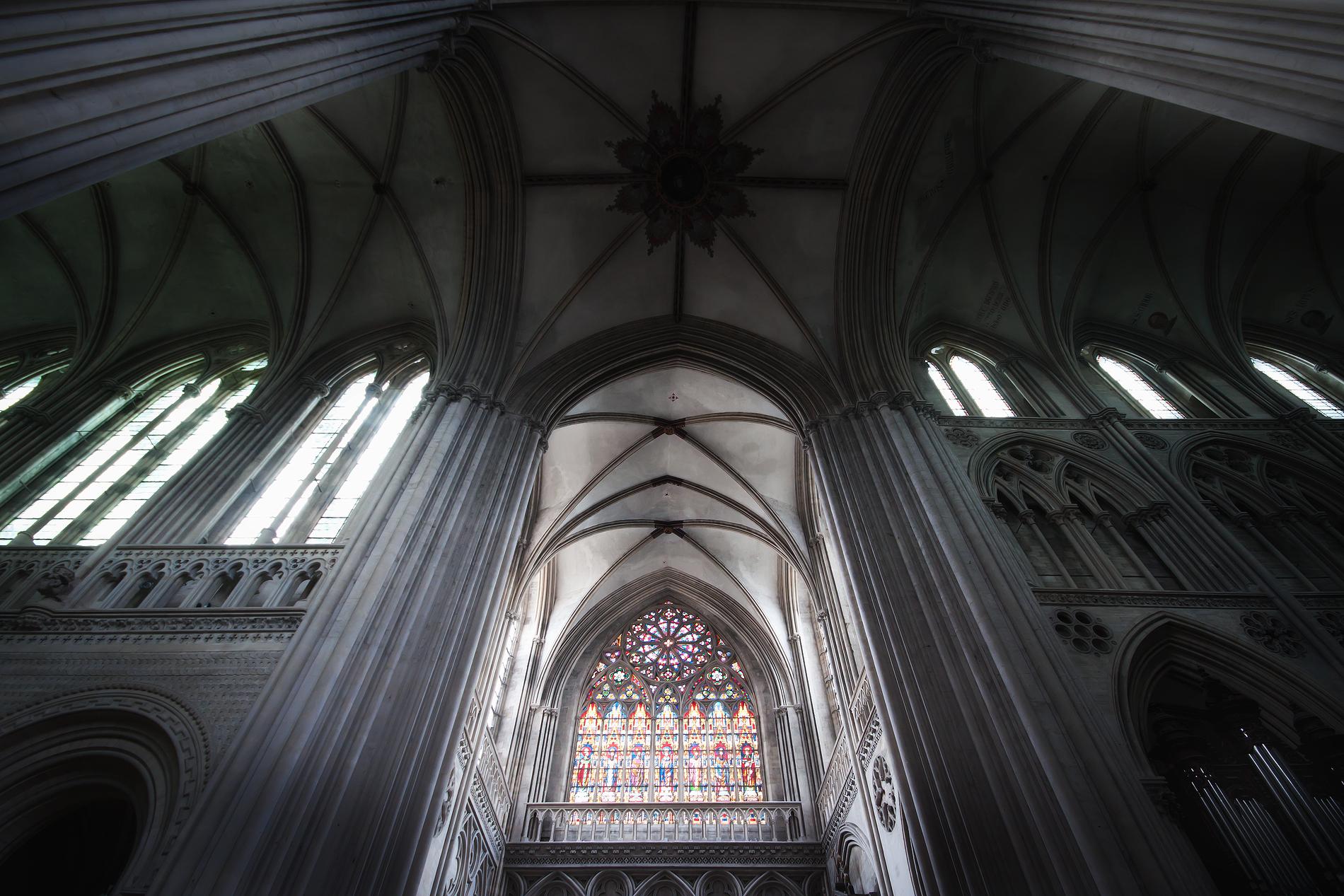 Cathédrale Notre-Dame - Bayeux (14)