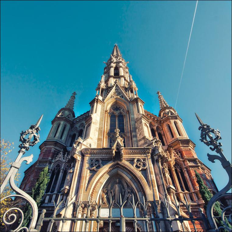 Parroquia de San Francisco de Sales - Barcelone (Espagne)