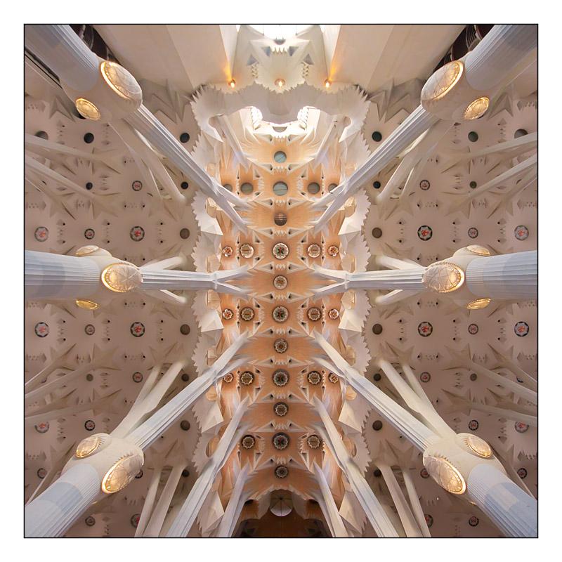 Sagrada Familia - Barcelone (Espagne)