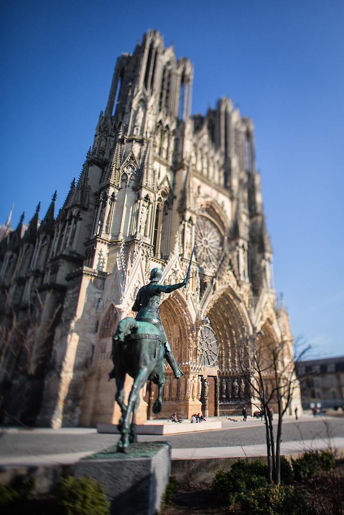 Cathédrale Notre-Dame - Reims (51)
