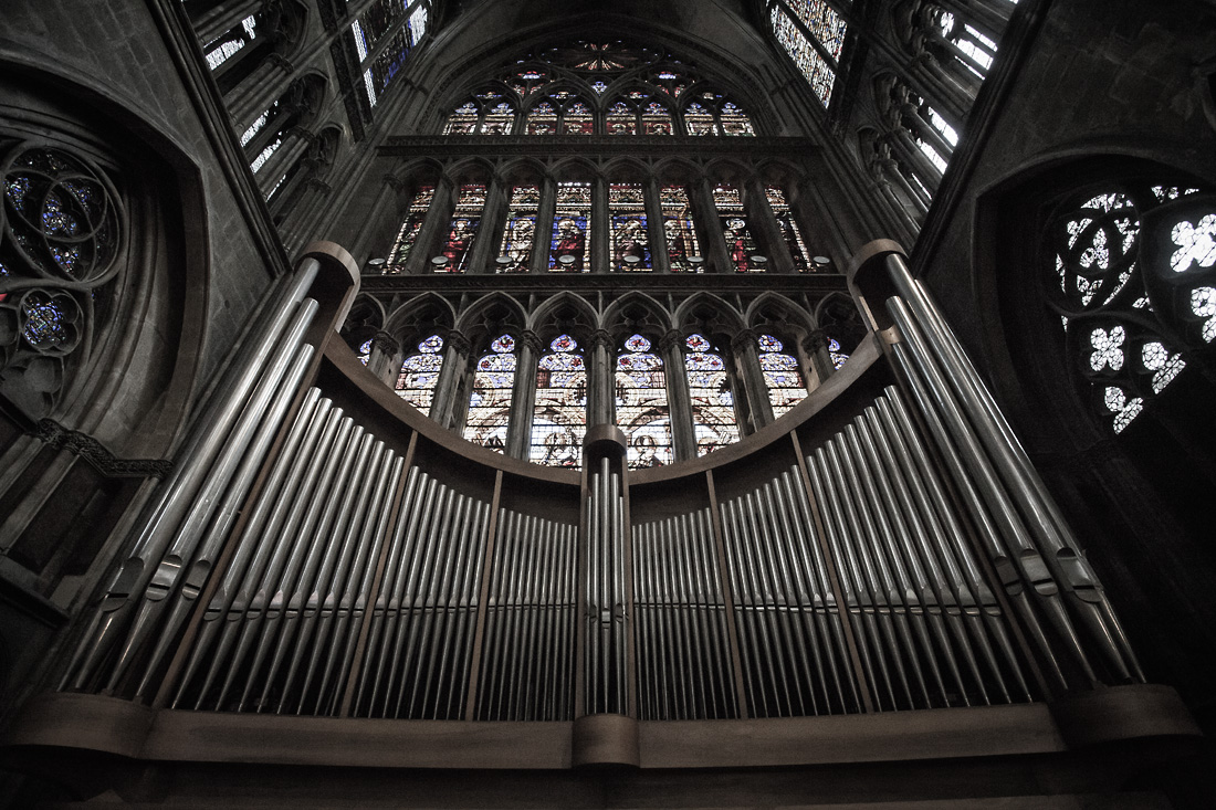 Cathédrale Saint-Étienne - Metz (57)