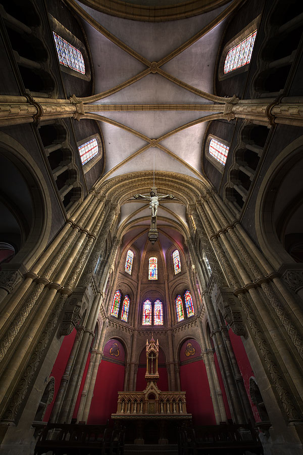 Eglise Saint-Rémi - Charleville-Mézières (08)