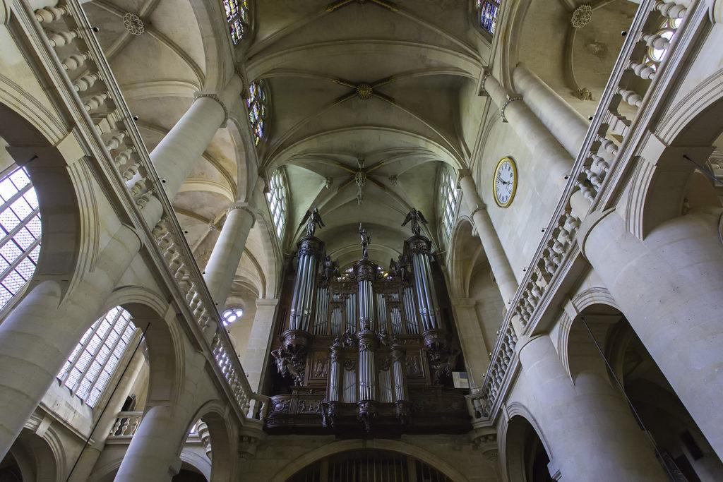 Église Saint-Étienne-du-Mont - Paris (75)