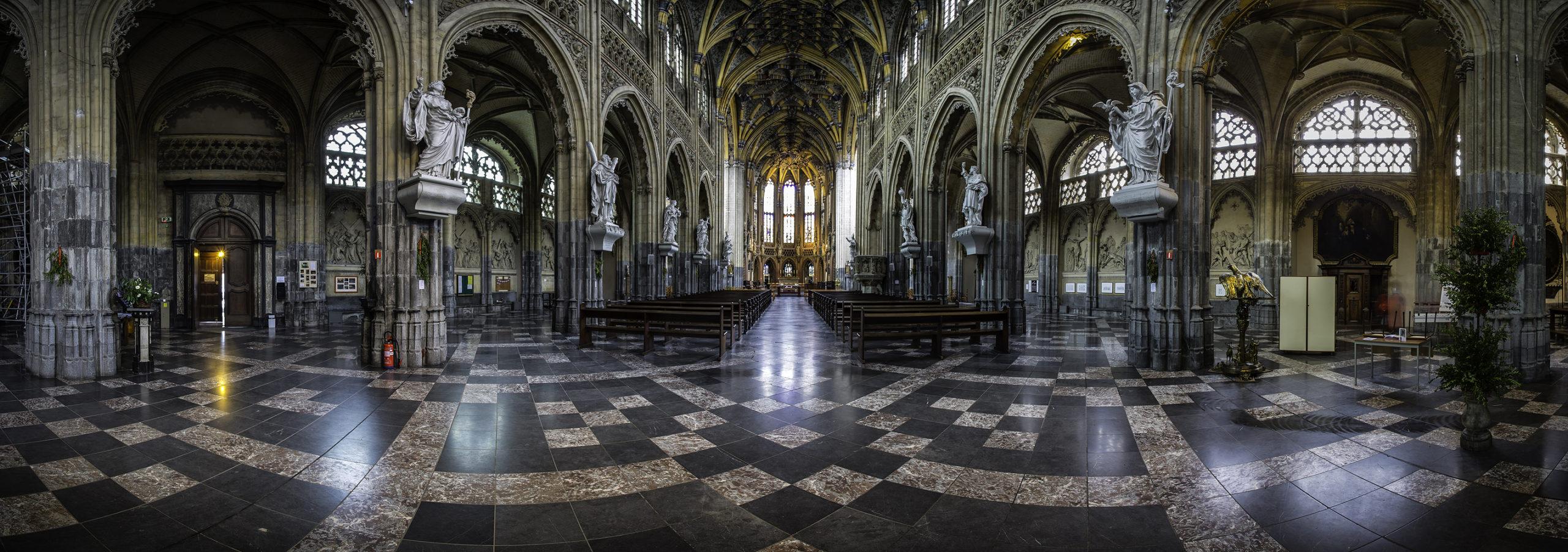 Église Saint-Jacques-le-Mineur - Liège (Belgique)