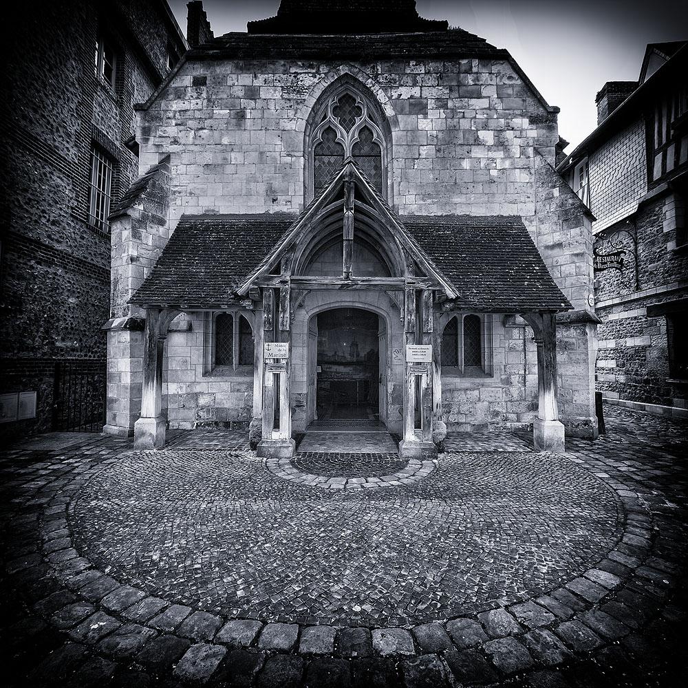 Ancienne église Saint-Étienne - Honfleur (14)