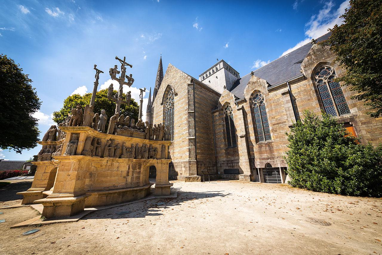 Église Saint-Pierre - Plougastel-Daoulas (29)