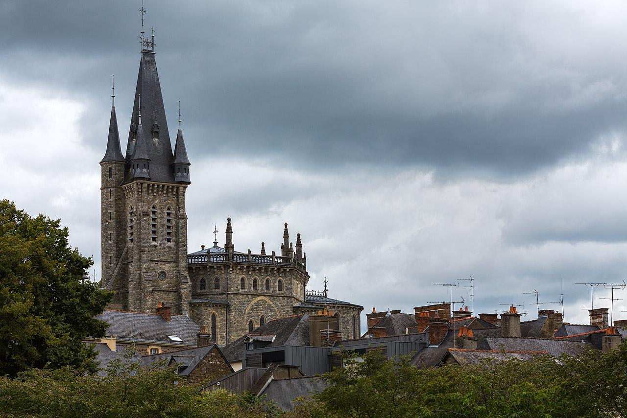 Église Saint-Pierre - Châteaubourg (35)