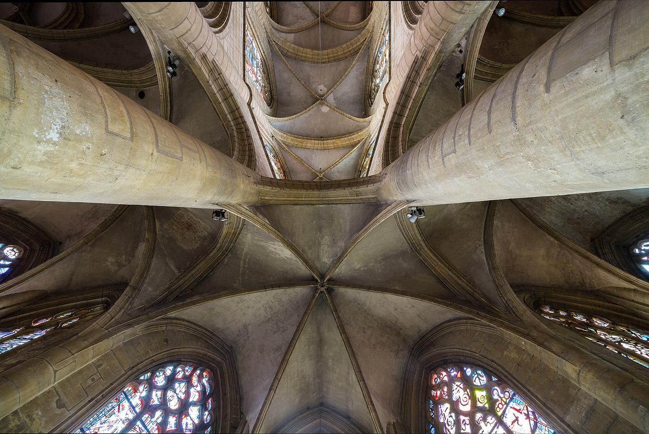 Basilique Notre-Dame-d\'Espérance - Charleville-Mézières (08)