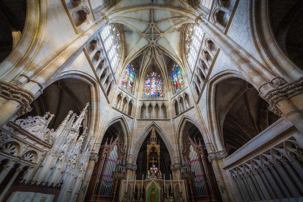 Basilique Notre-Dame - L'Epine (51)