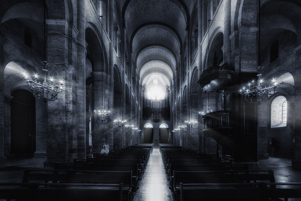Basilique Saint-Sernin - Toulouse (31)