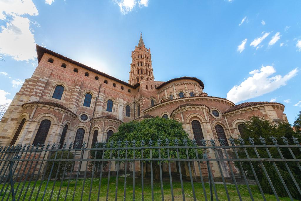 Basilique Saint-Sermin - Toulouse (31)
