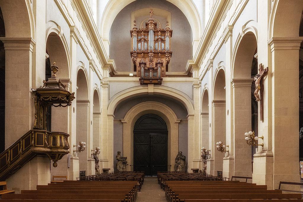 Cathédrale Notre-Dame-de-l'Assomption - Montauban (82)