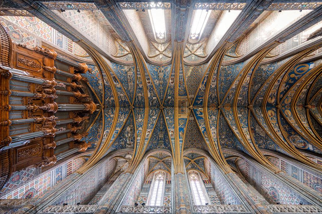 Cathédrale Sainte-Cécile - Albi (81)1