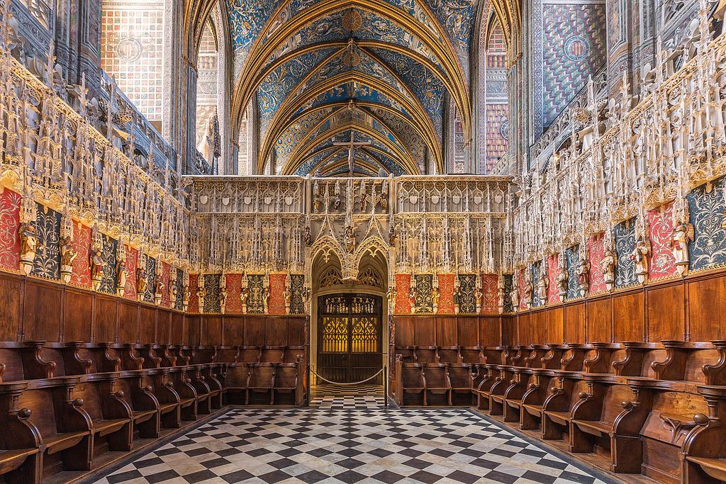 Cathédrale Sainte-Cécile - Albi (81)