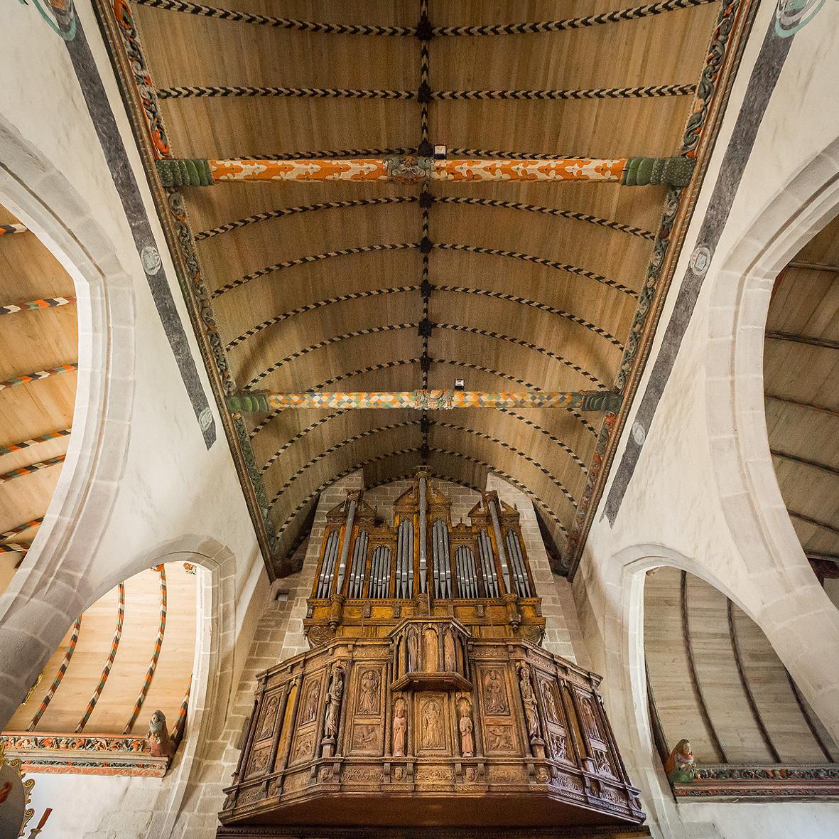 Église Notre-Dame de Croaz Batz - Roscoff (29)