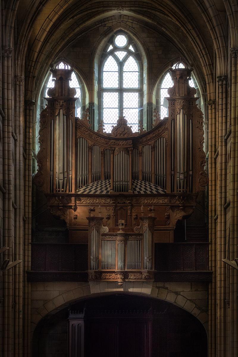 Cathédrale Saint-Paul-Aurélien - Saint-Pol-de-Léon (29)