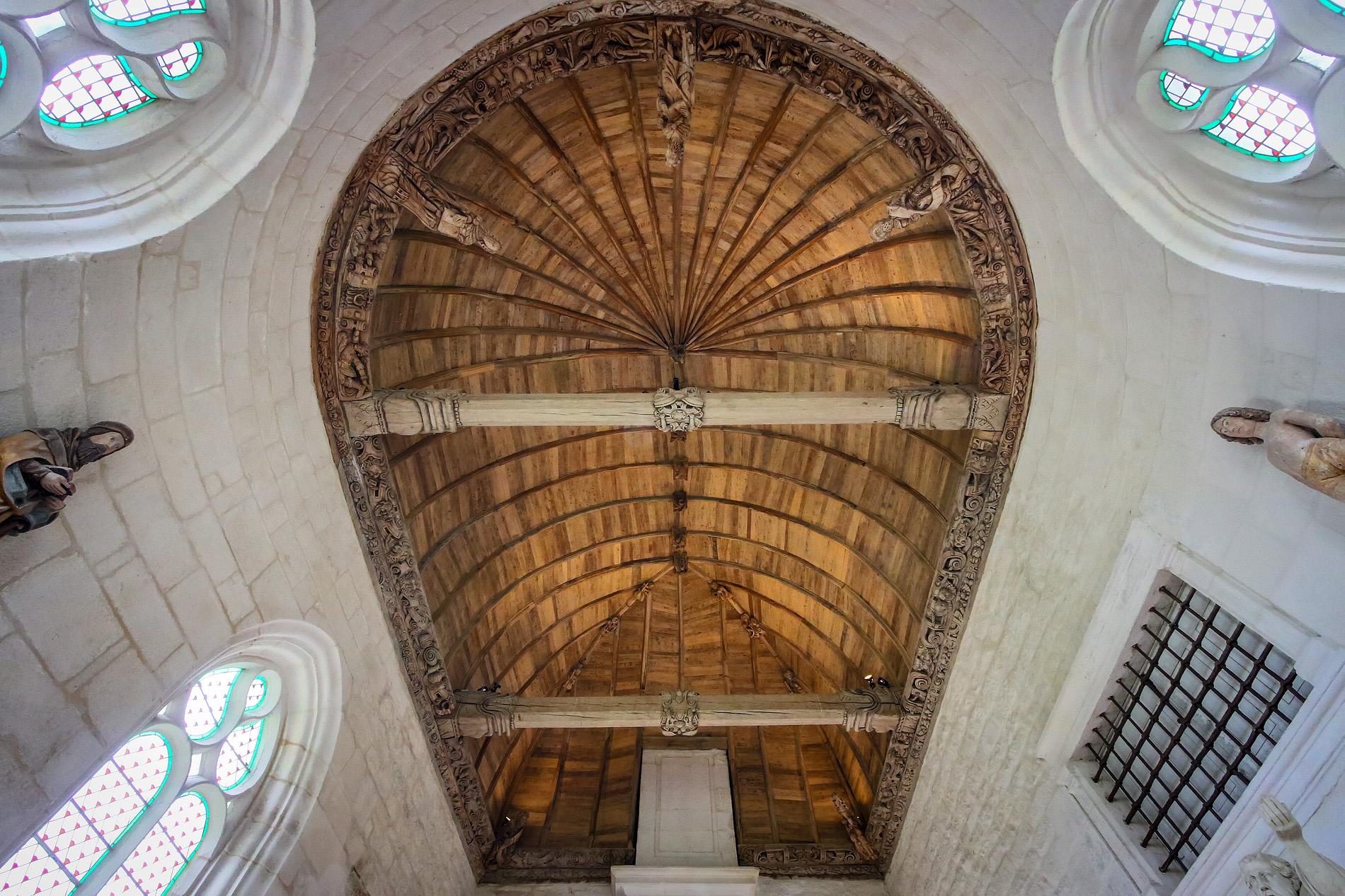 Chapelle du château de Kerjean - Saint-Vougay (29)
