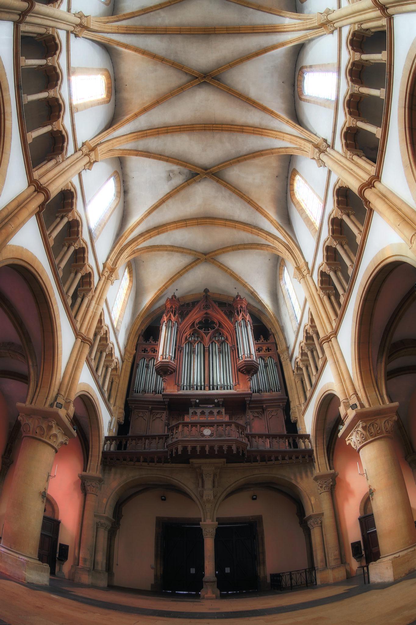 Eglise Sanit-Rémi - Charleville-Mézières (08)