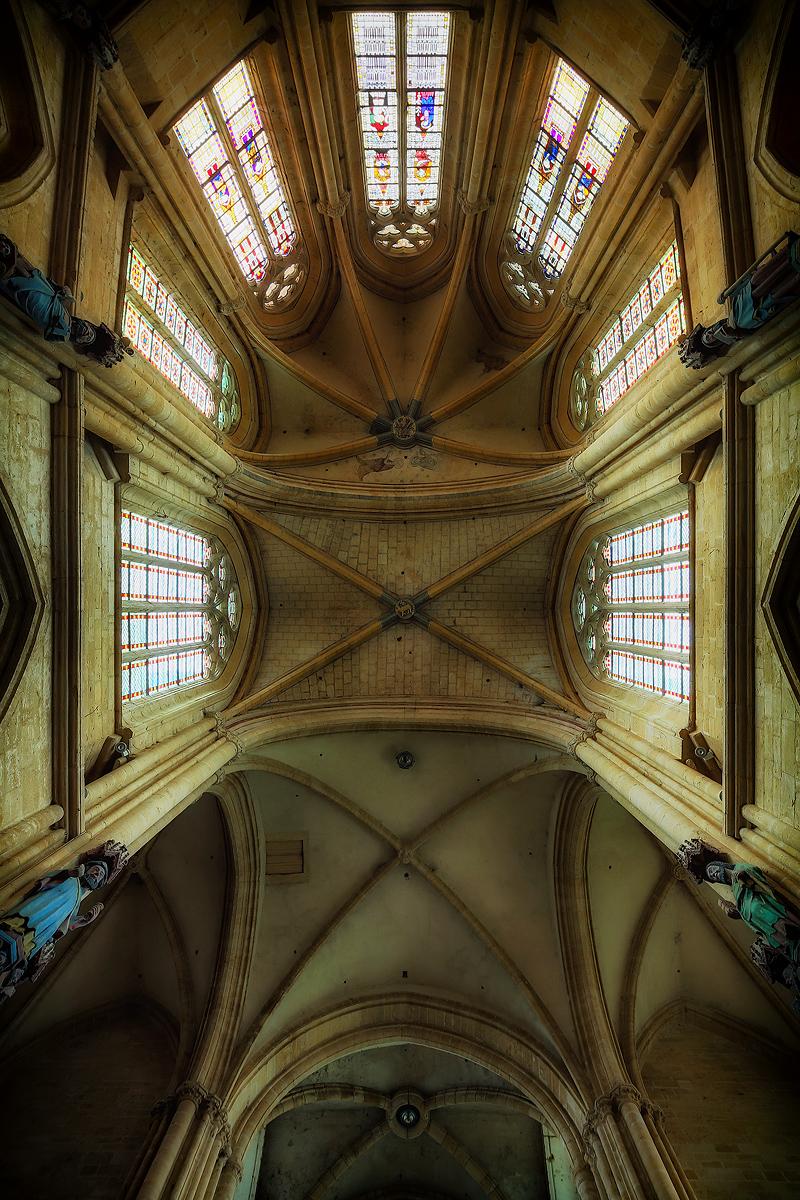 Basilique Notre-Dame - Avioth (55)