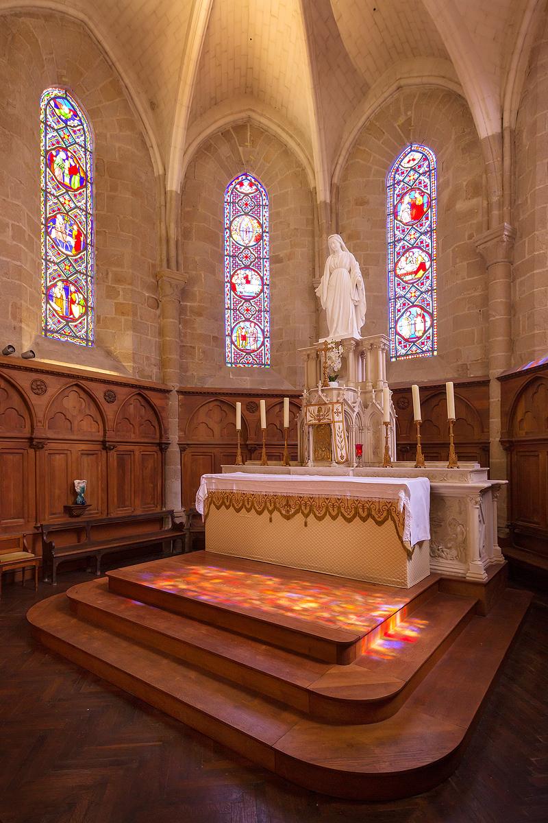 Chapelle Notre-Dame-la-Blanche - Guérande (44)