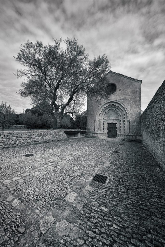 Abbaye Notre-Dame - Ganagobie (04)