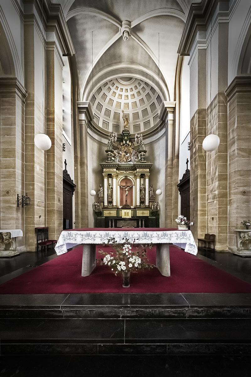 Église Saints-Pierre-et-Paul - Bouillon (Belgique)