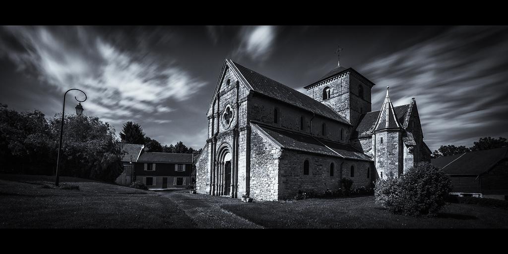 Église Notre-Dame - Sorcy-Bauthémont (08)