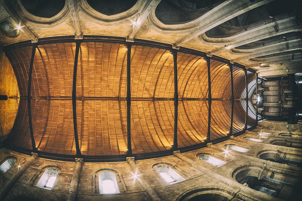 Eglise abbatiale - Montivilliers (76)