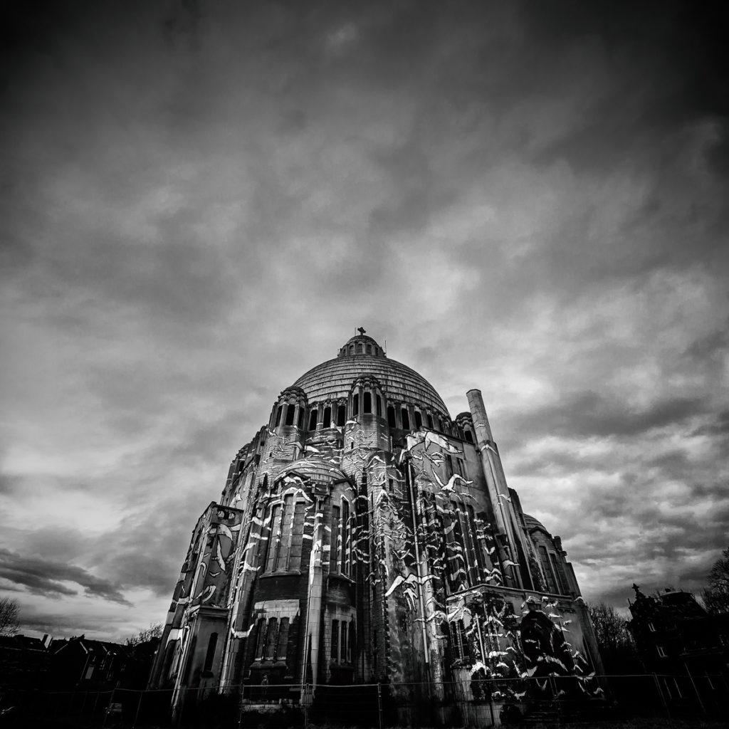 Église du Sacré-Cœur et Notre-Dame-de-Lourdes - Liège (Belgique)