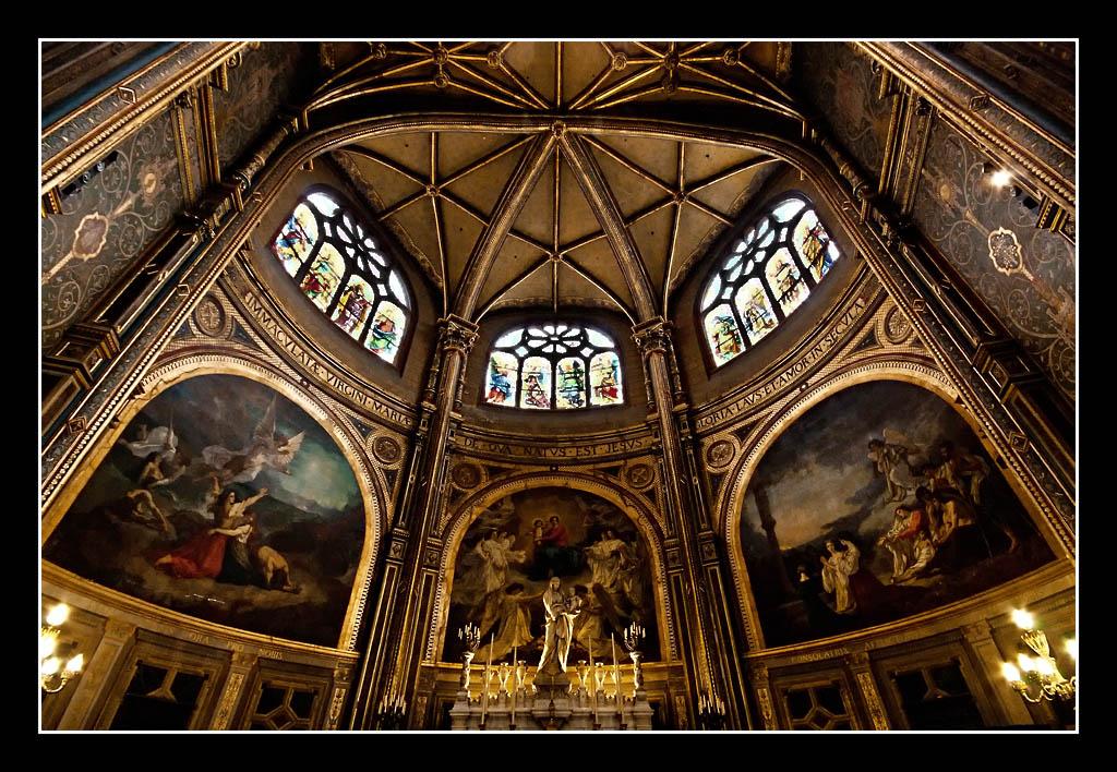 Église Saint-Eustache - Paris (75)