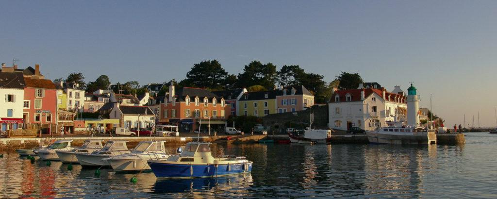 Port de Sauzon - Belle-île