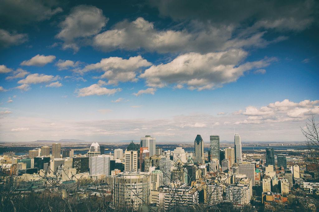 Centre-ville de Montréal - Canada